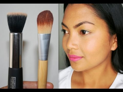 2 Ways to Apply Foundation (TAGALOG)