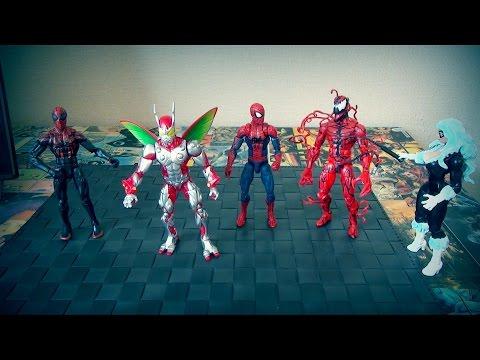 Коллекционные фигурки Marvel Legends