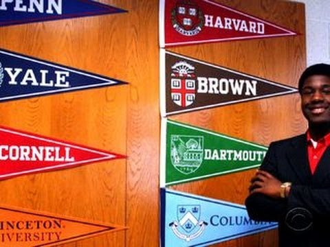 N.Y. student accepted to every Ivy League school