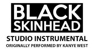 Watch Kanye West Black Skinhead video