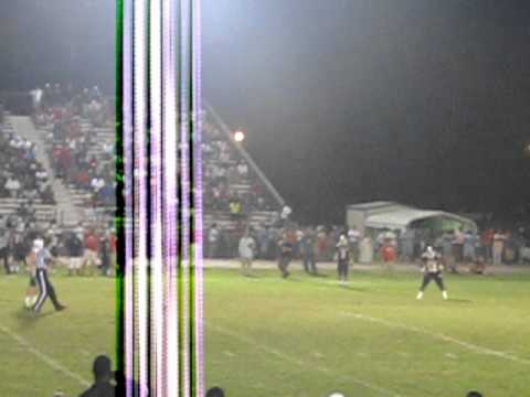 Andrew Cook #46 Marlboro County High School KICKER