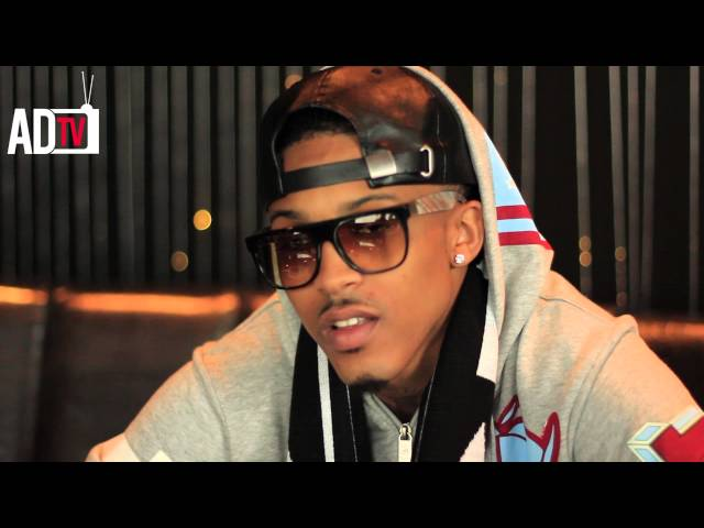 "@AugustAlsina ""Nobody Really Knows Your Struggle"" @AmaruDonTV"