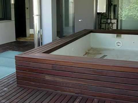 Innova pisos de madera nuestras terrazas y balcones for Pisos para balcones y terrazas