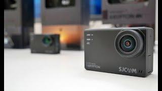 SJCAM ION SERIES KRYPTON - Native UHD 4K Action Camera - Any Good?