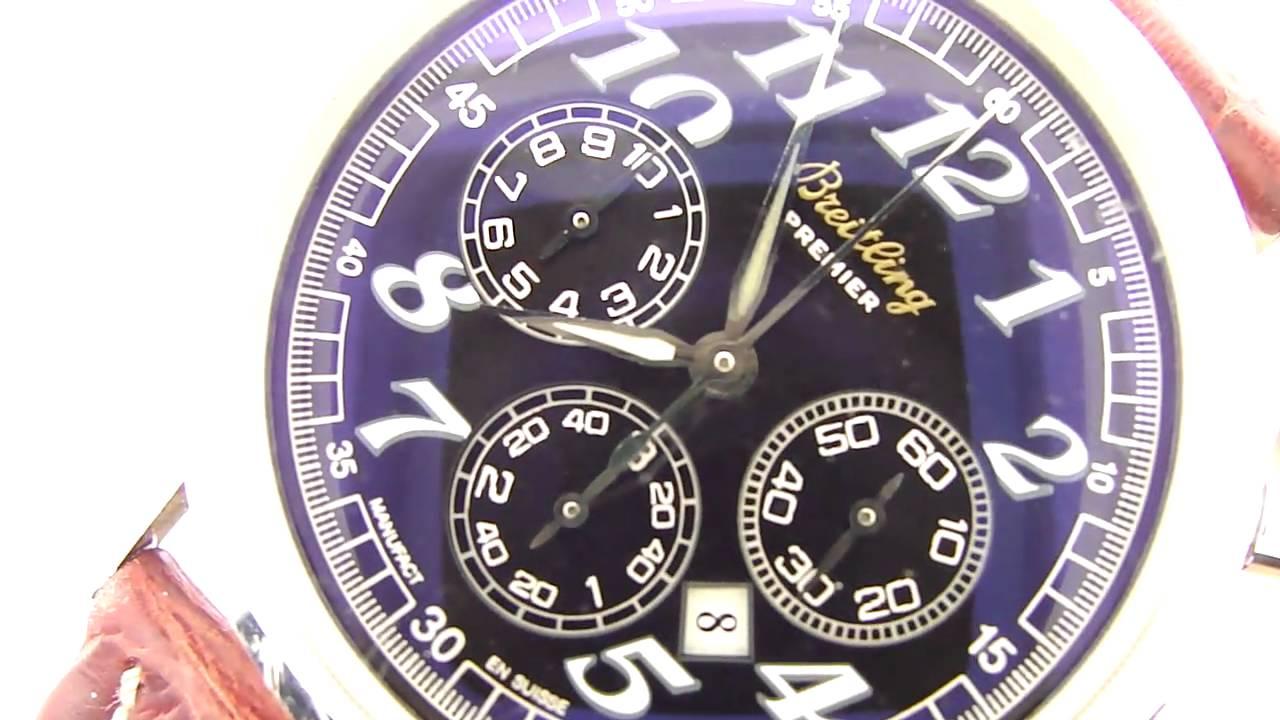 Breitling Navitimer Premier Breitling Navitimer Premier