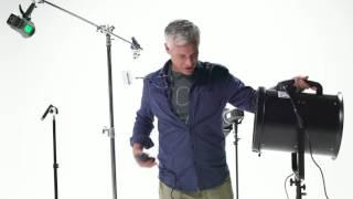Tony's BIGGEST Fan! Neewer JB-30H 300W Commercial Fan Review for Photo Studios