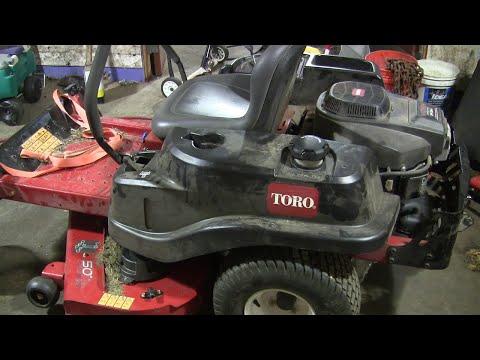 Toro MX5000 Zero-Turn Mower