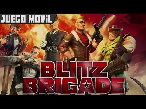 Review | Blitz Brigade Juego para iOS y Android