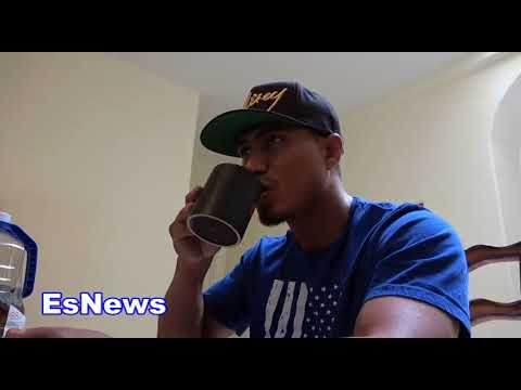 Mikey Garcia breaks down horn vs crawford and vharlo vs  EsNews Boxing