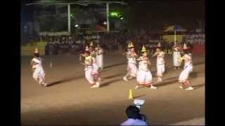 Karakattam Dance Performed By Students of Oxford Public School, Gwalior, M.P. - INDIA