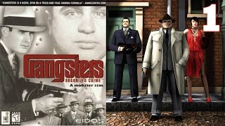 Let's Play Gangsters Organized Crime Part 1 - Dutch