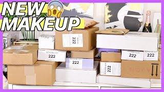 HUGE PR HAUL UNBOXING! | WHAT'S NEW IN MAKEUP