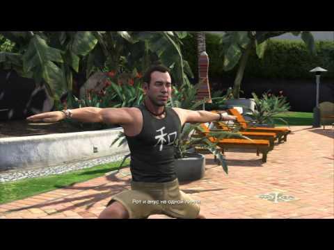 Прохождение GTA 5 с Булкиным - #25 - Немного йоги!