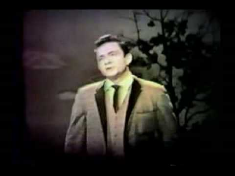 Johnny Cash - Snow In His Hair