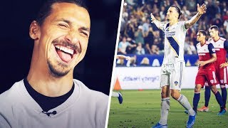 Zlatan Ibrahimovic's latest hilarious one-liner after his historic hat-trick | Oh My Goal