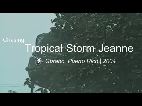 Tropical Storm Jeanne - Puerto Rico [2004]