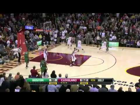 Cleveland Cavaliers vs. Boston Celtics (Full Recap) March 27, 2013