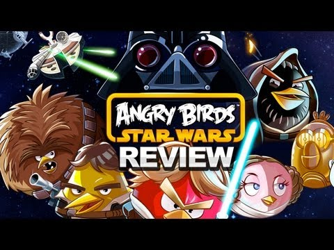 Angry Birds Star Wars Video Review - IGN Reviews