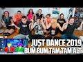 Just Dance 2019 BUM BUM TAM TAM Alt Gameplay mp3