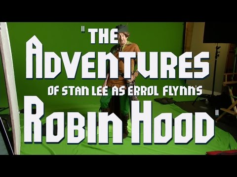 Stan Lee's Robin Hood Transformation