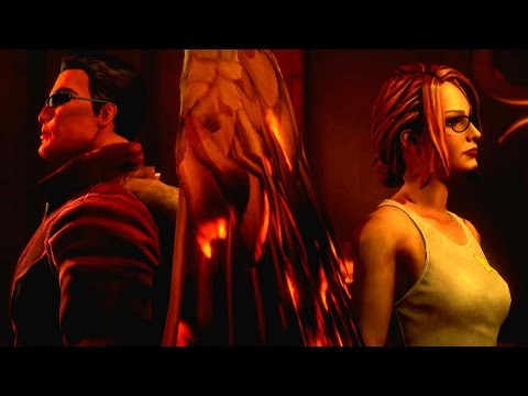 Saints Row: Gat Out of Hell Ending / all Alternate Endings