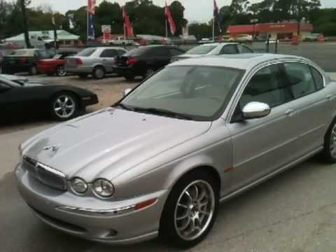 2005 jaguar x type vanden plas view our current. Black Bedroom Furniture Sets. Home Design Ideas