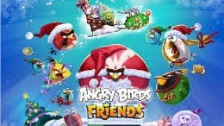 Angry Birds friends #2