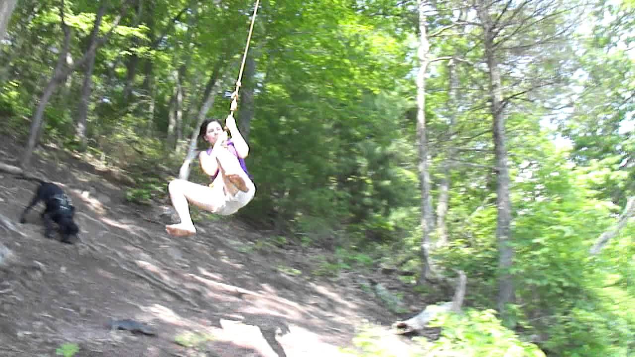 Watauga Lake Fishing Watauga Lake Rope Swing