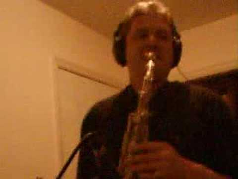 Luther Vandross Here and Now Cover by Bryan Smith - Alto Sax
