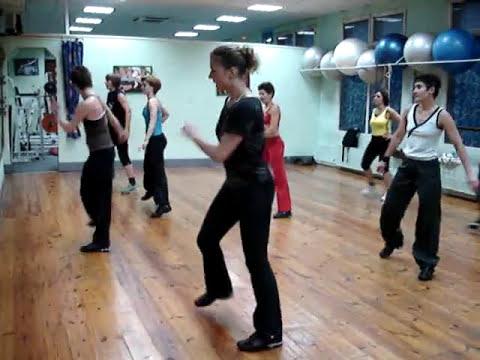 Aerobics routine - Финальная комбинация по аэробике