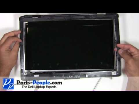 Dell Inspiron 1545   LCD LED Screen and Cable Replacement   How-To-Tutorial