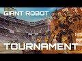 GIANT ROBOT TOURNAMENT KICKSTARTER MP3