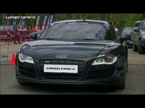 Audi R8 V10 vs Mercedes C63 AMG vs BMW M3 ESS vs Porsche 911 Turbo S Music Videos