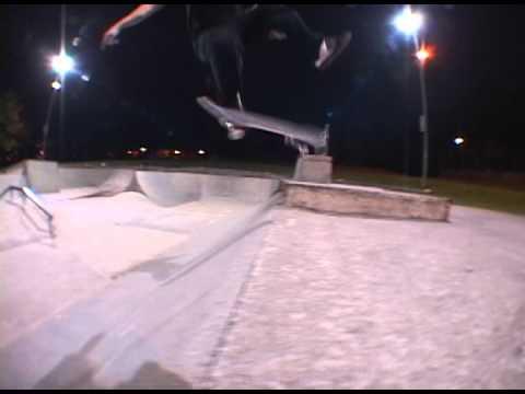 Dan Pageau 360 Half Flip Rewind