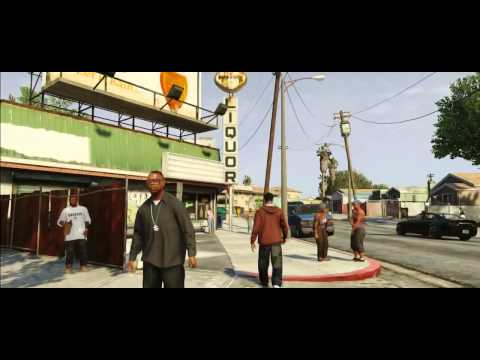 Trailers Legendados GTA V