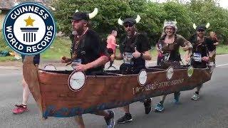 Amazing Marathon Costumes - Guinness World Records