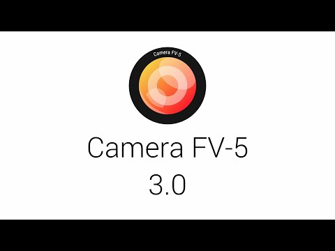 Camera FV-5 APK Cover