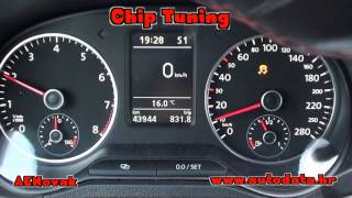 VW Polo GTI (6R1) 1.4i 132kW (180ks) CAVE DSG -MED17.5.5 - AENovak Chip Tuning