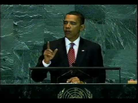 President Obama speaks at United Nations  General  Assembly Part3 3/4