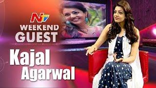 Actress Kajal Agarwal Exclusive Interview | Weekend Guest | NTv