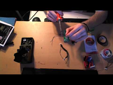 DIY Tutorial How to make a probe for flashing lite-ons Xbox 360 like ck3 Nob Friendly Part 1