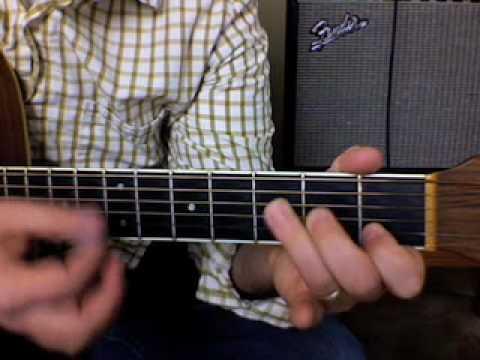 Johnny Cash - Hurt - Easy Beginner Guitar Lesson - Easy Acoustic Song