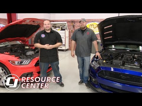 Mustang Supercharger vs Turbo [CJ's Resource Center]