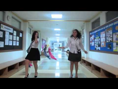 Harrow International School | Prefect'12 Party Rock Anthem Lipdub Introduction video
