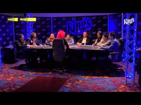 CELEBRITY CASH KINGS [DE] 1/4 NLH €50/€100
