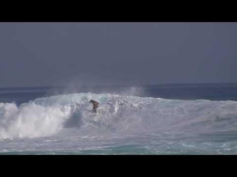 Guam surfing