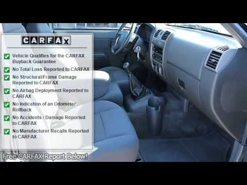 2006 Chevrolet Colorado - Desert Sun Motors - Alamogordo, NM 88310