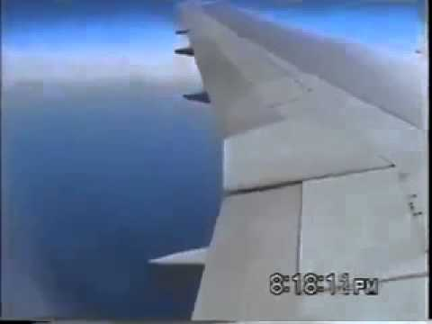 Смешное послание пассажирам самолета