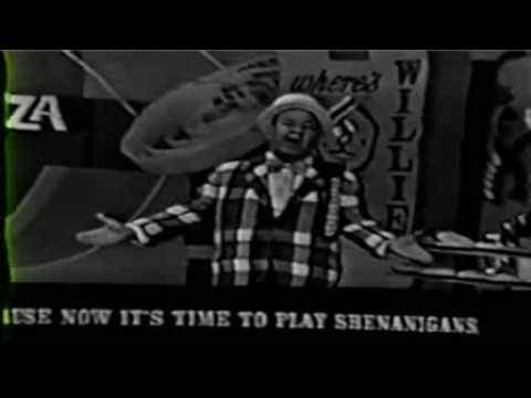 Stubby Kaye Shenanigans Show 1965 w Stubby Kaye