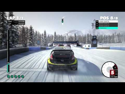 Nvidia Geforce Gt 630m Dirt 3 High settings Benchmark